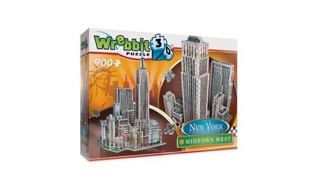 New York Collection - Midtown West 3D Puzzle: 900 Pcs 483489c8-76b6-4a6b-8b29-a73e7d3223fe