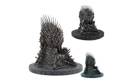 17cm Iron Throne Game Of Thrones A Song Of Ice And Fire Figure Replica 1c0ac2be-3a87-4d30-afcb-cafa258b811c