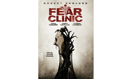 Fear Clinic DVD 3777e902-386d-4391-a6e8-b22fb4afdb9a