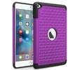 Insten Hybrid PC Spot Dazzle Case For iPad Mini 4 2015 Black Purple