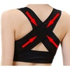Women's Corrective Back With Push-Up Bra Support