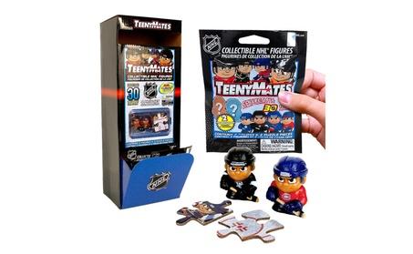 "The Party Animal Teeny Mates 1"" NHL Collectible Figures Gift Set dedd8ed4-bf44-4e11-b0b1-961971afaec6"