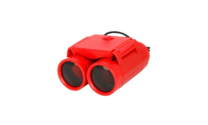 Perfect Fashion 2.5 x 26 Binoculars Mini Children Telescopes Toy Tool