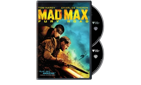 Mad Max: Fury Road (DVD) 34116748-c18a-42d4-be85-b88ac1948b7f