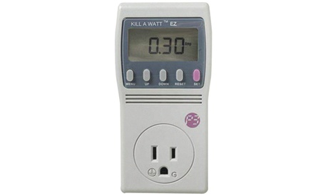 P3 International Kill A Watt EZ Electricity Usage Monitor P4460 photo