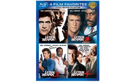 4 Film Favorites: Lethal Weapon (BD)(4FF) fbd97065-eca5-4886-9711-2ebff23db88c