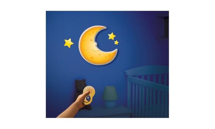 Mr Happy Moon Room Light