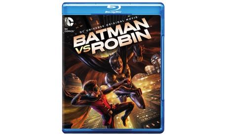 Batman vs. Robin (Blu-ray DVD Digital HD UltraViolet Combo Pack) dd139953-dabf-4b56-9452-1d6a8afbde8f