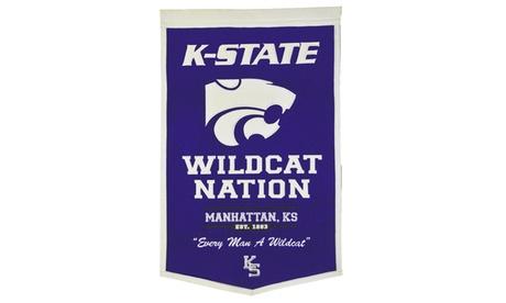 Winning Streak - NCAA Power House Banner, Kansas State Wildcats 40637d96-dc29-4175-ad91-d63f8ce3dce9