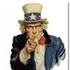 Uncle Sam Canvas Print 24 x 32