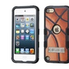 Insten Tuff Basketball Hard Cover Case For Ipod Touch 5th 6th Brown