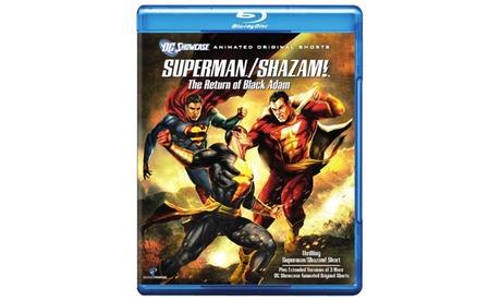 DC Showcase: superman, Shazam!: The Return of the Black Adam (Blu-Ray) b57994da-2e7d-4029-aa8d-2cf0e206a8e0