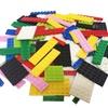 Lego Bricks Assorted Building Bricks (Bulk Packaging) 100, 200, 400pcs