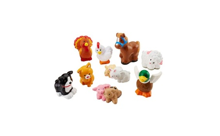 Fisher Price Little People® Farm Animals DFN55 98555cd8-6ea8-483f-a708-98700fc8bc9c