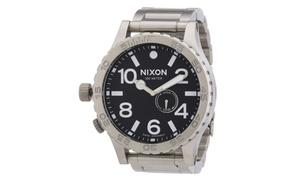 Nixon 51-30 Tide A057 Black