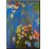 Claude Monet Waterlillies Art Print Poster