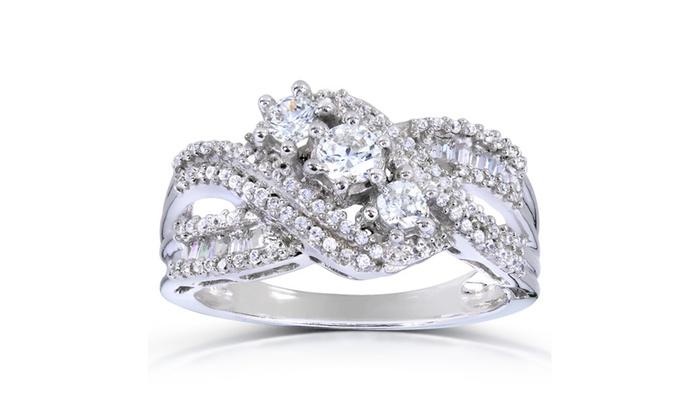 Carat Diamond Ring Jcpenney