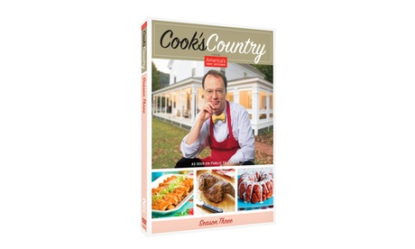 Cook's Country, Season 3 DVD a7b91319-9cac-464b-96d1-709e840d9733