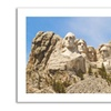 Ariane Moshayedi 'Mount Rushmore' Canvas Rolled Art