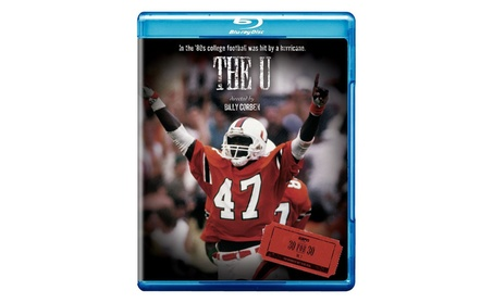 ESPN Films 30 for 30: The U (Blu-ray) 6b94d5cb-9e81-4f4d-8acf-4eed5237b60b