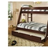 Vittoria Twin Over Full Bunk Bed