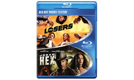Losers, The and Jonah Hex (BD) (DBFE) 58b14233-0ebf-4069-9be8-28718addb8fb