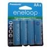 Panasonic Eneloop 8 Pack AA Nimh Pre-Charged Rechargeable Batteries