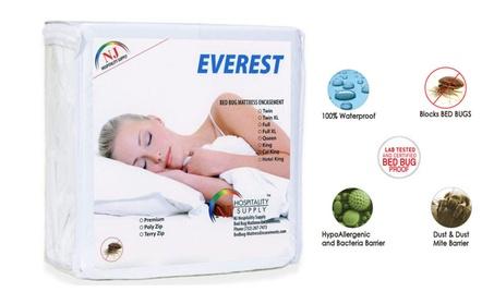 Everest Premium Mattress Encasement 100% Waterproof Bed Bug Proof 1eccd3e6-db3d-418a-b07a-e48729fd9ed8