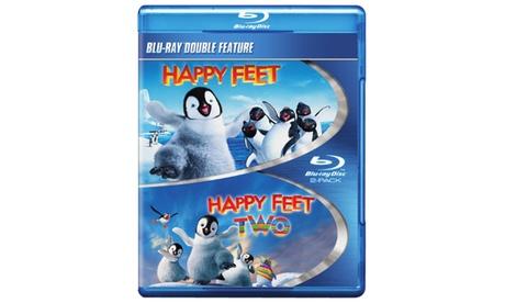 Happy Feet and Happy Feet 2 (BD) (DBFE) 85a303c3-f4ef-4690-8d25-bf550d433675