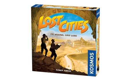 Thames & Kosmos Lost Cities (Card Game) 7704f38d-13a3-42a5-8658-bc43f4aa1c44