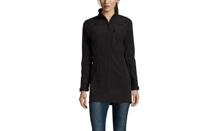 FILA Venture Long Bonded Jacket