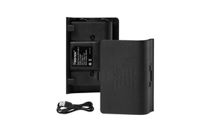 Insten Replacement Battery for Microsoft Xbox One/One Elite/One S/One X - Black