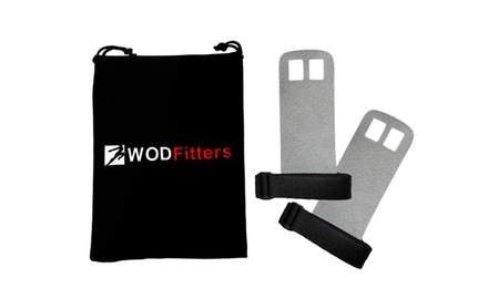 WODFitters Textured Leather Grips