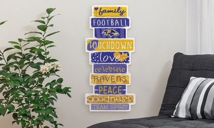 NFL Celebration Stack Sign
