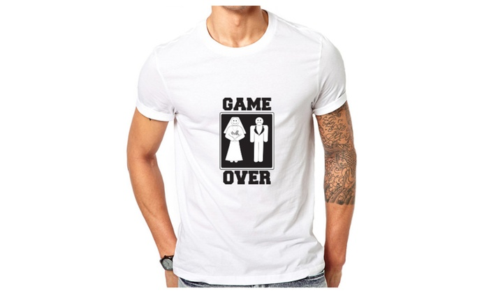 Game Over Funny T Shirt