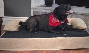 PETMAKER Orthopedic Memory Foam Pet Bed
