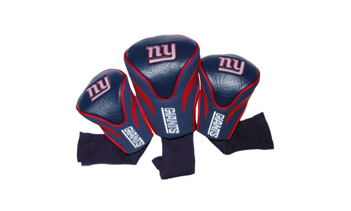 Team Golf MLB Sports Goods Golf Club Headcovers 3 Pack