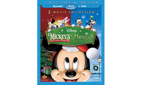 Mickey's Once Twice Upon A Christmas 2-Movie Collection 576c7674-1775-4778-9585-1fd6d01223c2