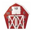 Trend Lab Baby Barnyard Wall Clock, Barn