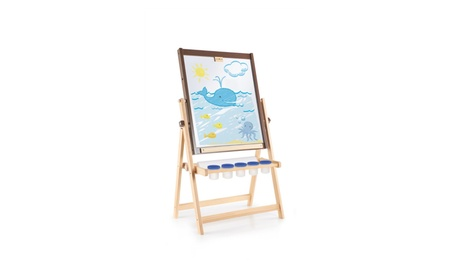 Guidecraft™ 4-in-1 Flipping Floor Easel G51110 6ae428bf-7d28-4554-a8a9-be39c0219c40