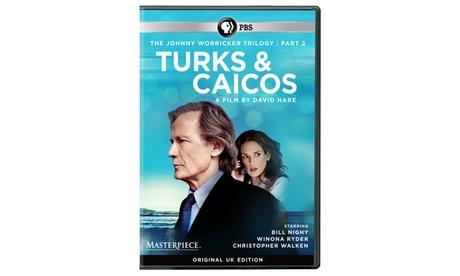 Masterpiece: Worricker: Turks and Caicos DVD (U.K. Edition) 6a7daed9-1c5f-4051-9fcc-c8f22b1b4e9a