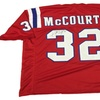 Devin McCourty Autographed Custom Jersey (MAB – DMCCJER1)