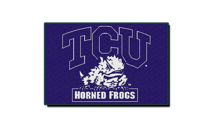 COL 333 Texas Christian 20×30 Rug