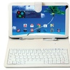 """Proscan 10"""" Bluetooth Quad-core Tablet, Case and Keyboard"""