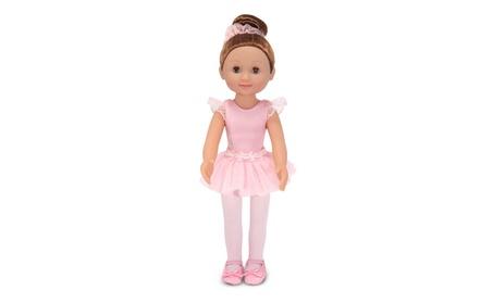 """Melissa Doug Victoria - 14"""" Ballerina Doll 4887 0071b58d-0eda-497d-9e67-e241c10f8c62"""