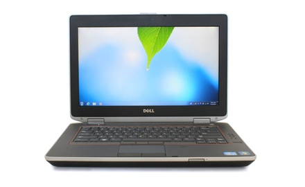 Dell E6420 Laptop i5 2.5-8GB-240GB SSD-DVDRW WINDOWS 7  Solid State Drive