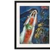 La Mariee by Marc Chagall