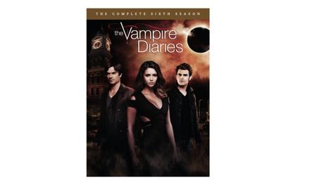 Vampire Diaries, The: The Complete Sixth Season (DVD) ff8cb9eb-57c0-4a40-8c3b-c9d8db494e81