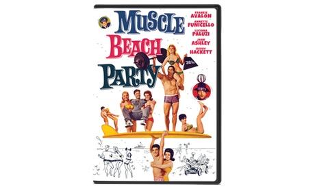 Muscle Beach Party DVD 11ca54e2-b201-407a-a37e-95df7ae2c221