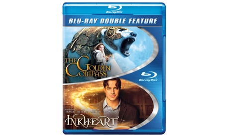 Golden Compass, The / Inkheart (BD) (DBFE) 48c5fd1d-caa1-4955-bbe3-e663bb106522